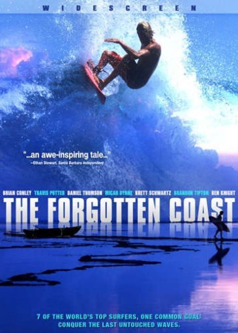 The Forgotten Coast Poster