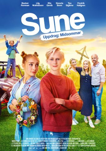 Sune - Mission Midsummer Poster