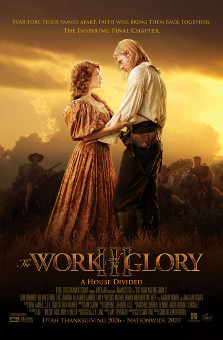 The Work and the Glory III: A House Divided Poster