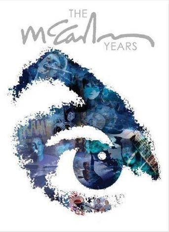 Paul McCartney: The McCartney Years Poster