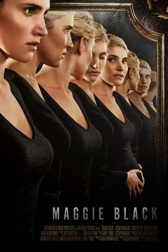 Maggie Black Poster