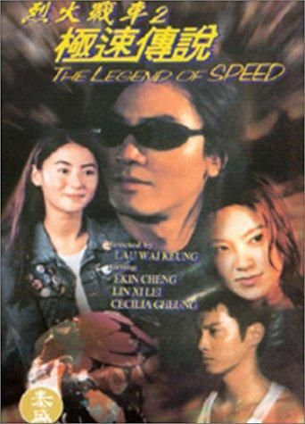 The Legend of Speed Poster