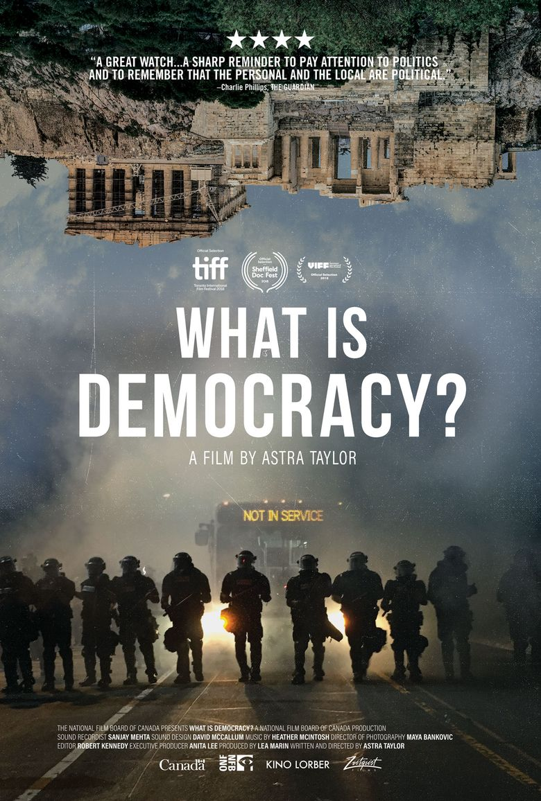 What Is Democracy? Poster
