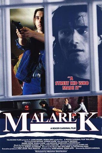 Malarek Poster