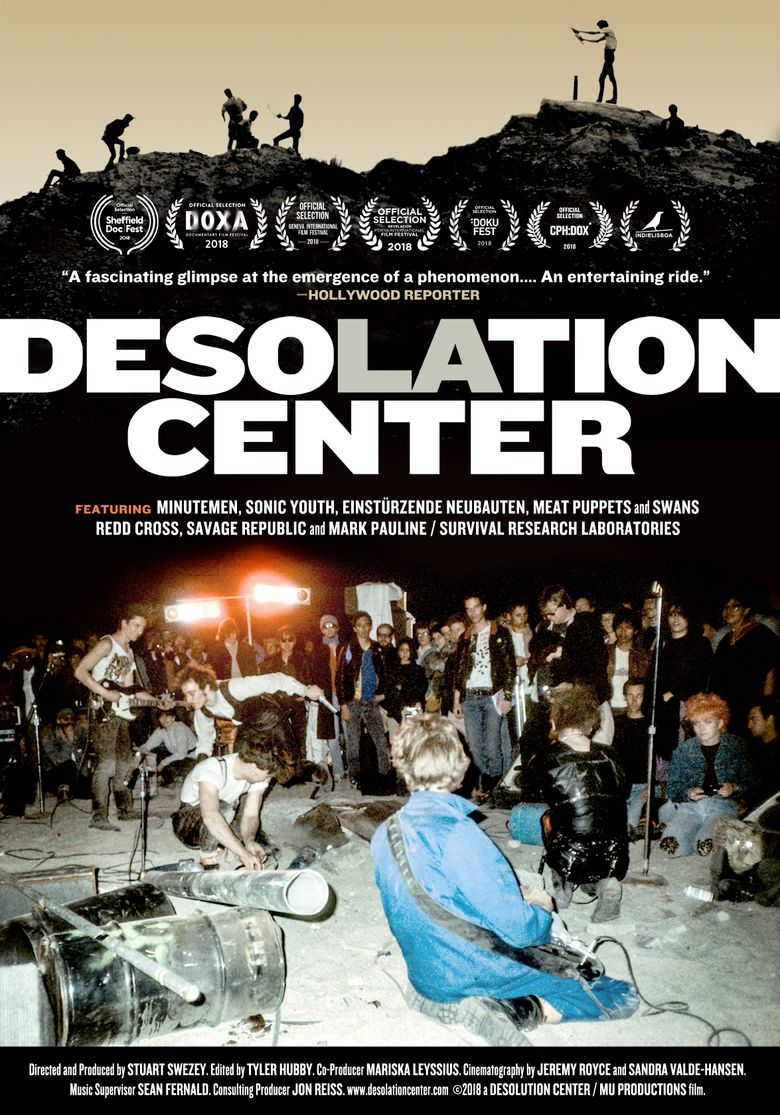 Desolation Center Poster