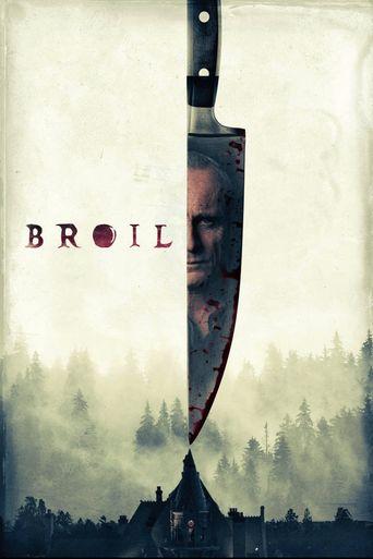 Broil Poster