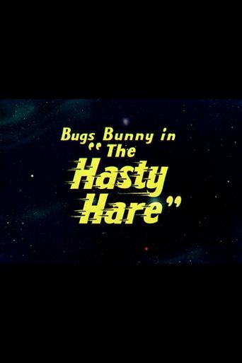 The Hasty Hare Poster