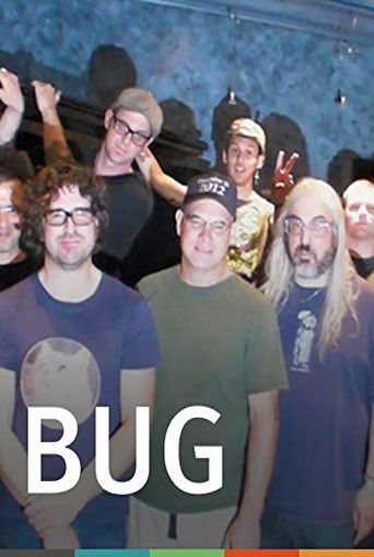 Dinosaur Jr: Bug Live at 930 Club Poster