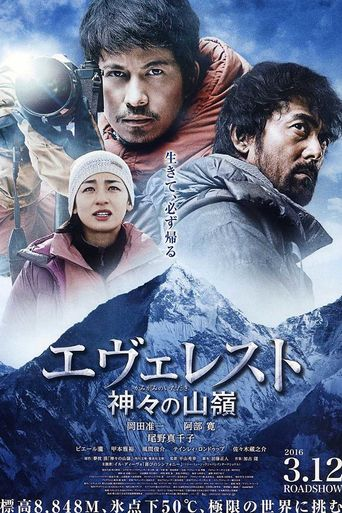 Everest: The Summit of the Gods Poster