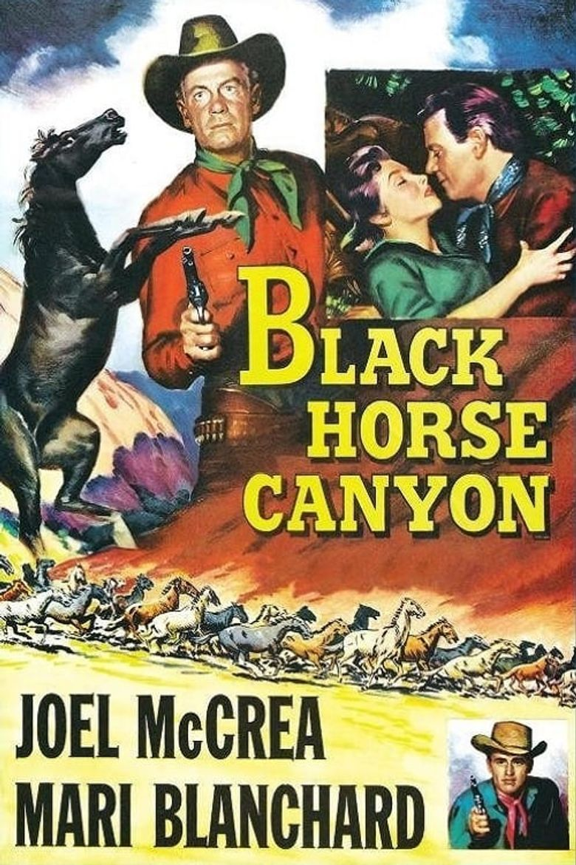 Black Horse Canyon Poster