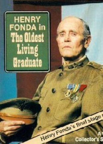 The Oldest Living Graduate Poster