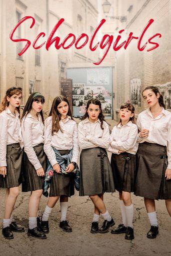 Schoolgirls Poster