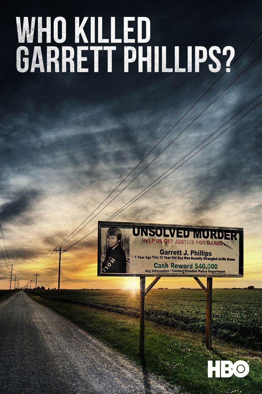 Who Killed Garrett Phillips? Poster