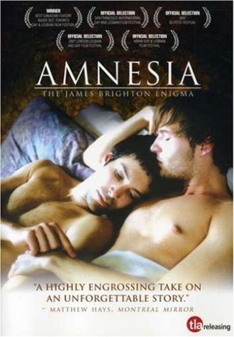 Amnesia: The James Brighton Enigma Poster