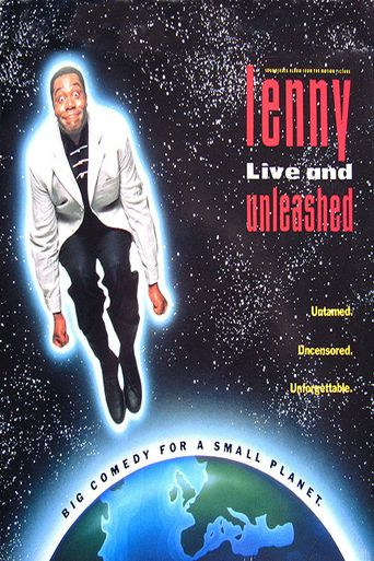 Lenny Live and Unleashed Poster