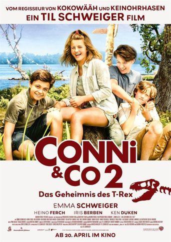 Connic & Co 2 - Das Geheimnis des T-Rex Poster