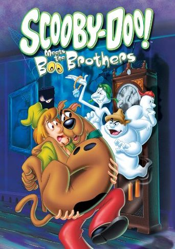 Scooby-Doo Meets the Boo Brothers Poster