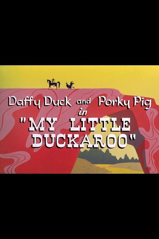 My Little Duckaroo Poster