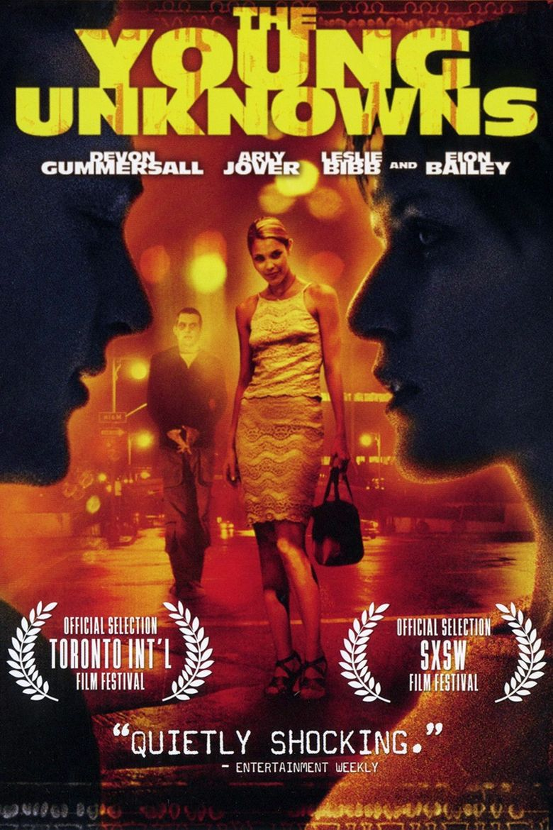 The Young Unknowns Poster