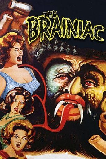The Brainiac Poster
