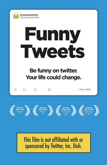 Funny Tweets Poster