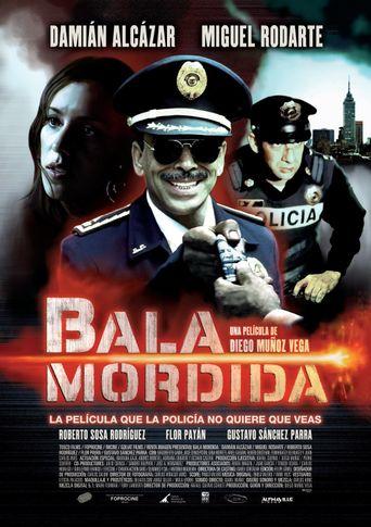 Bala mordida Poster