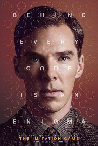 The Imitation Game Poster