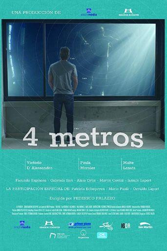 4 metros Poster