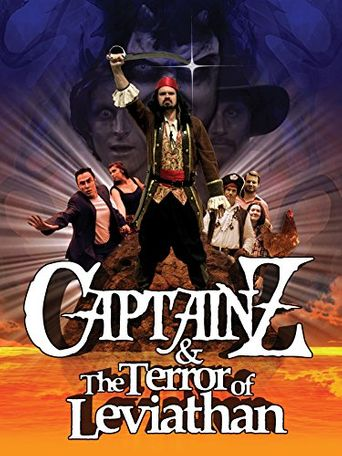 Captain Z & the Terror of Leviathan Poster