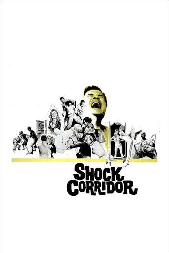 Shock Corridor Poster