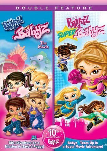 Bratz: Super Babyz Poster
