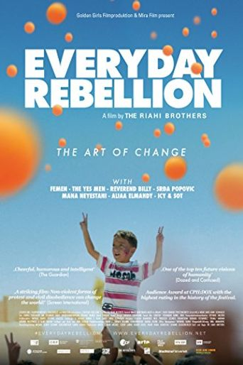 Everyday Rebellion Poster