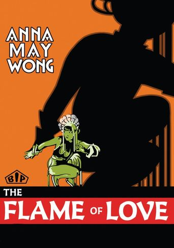 The Flame of Love Poster
