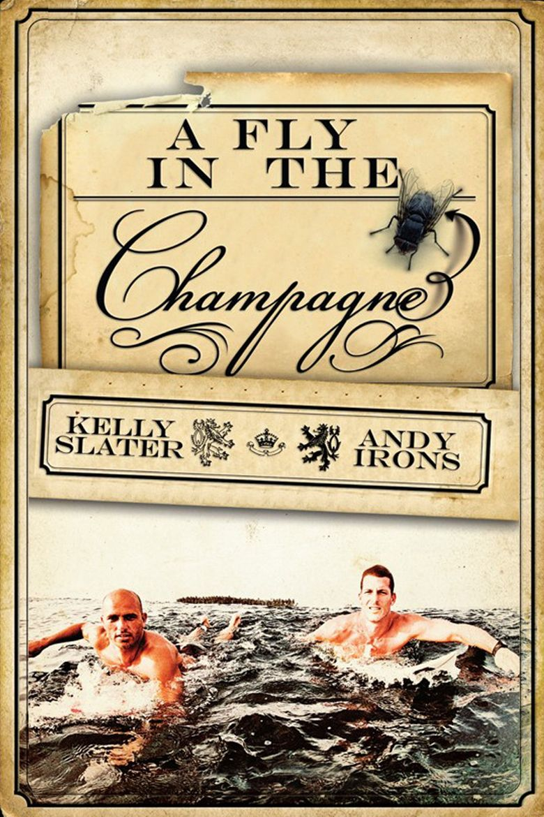 A Fly in the Champagne Poster
