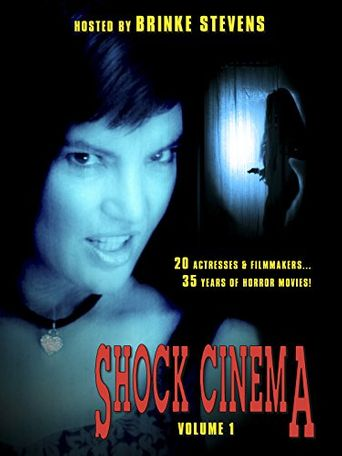 Shock Cinema: Volume One Poster