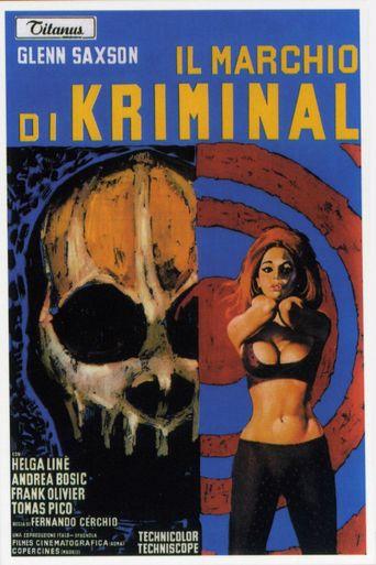 The Mark of Kriminal Poster