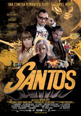 Santos Poster