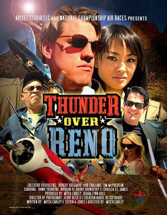 Thunder Over Reno Poster