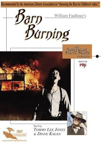 Barn Burning Poster