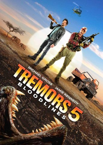 Tremors 5: Bloodlines Poster