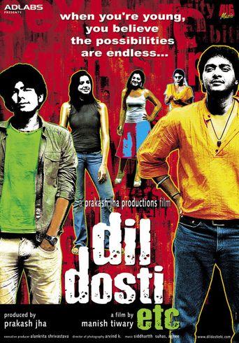 Dil Dosti Etc Poster