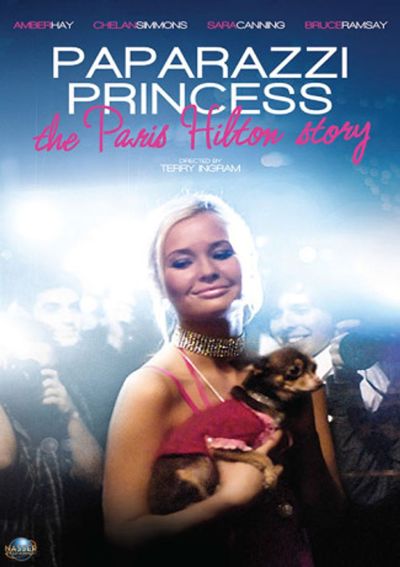Paparazzi Princess: The Paris Hilton Story Poster