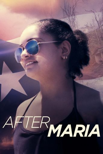 After Maria Poster