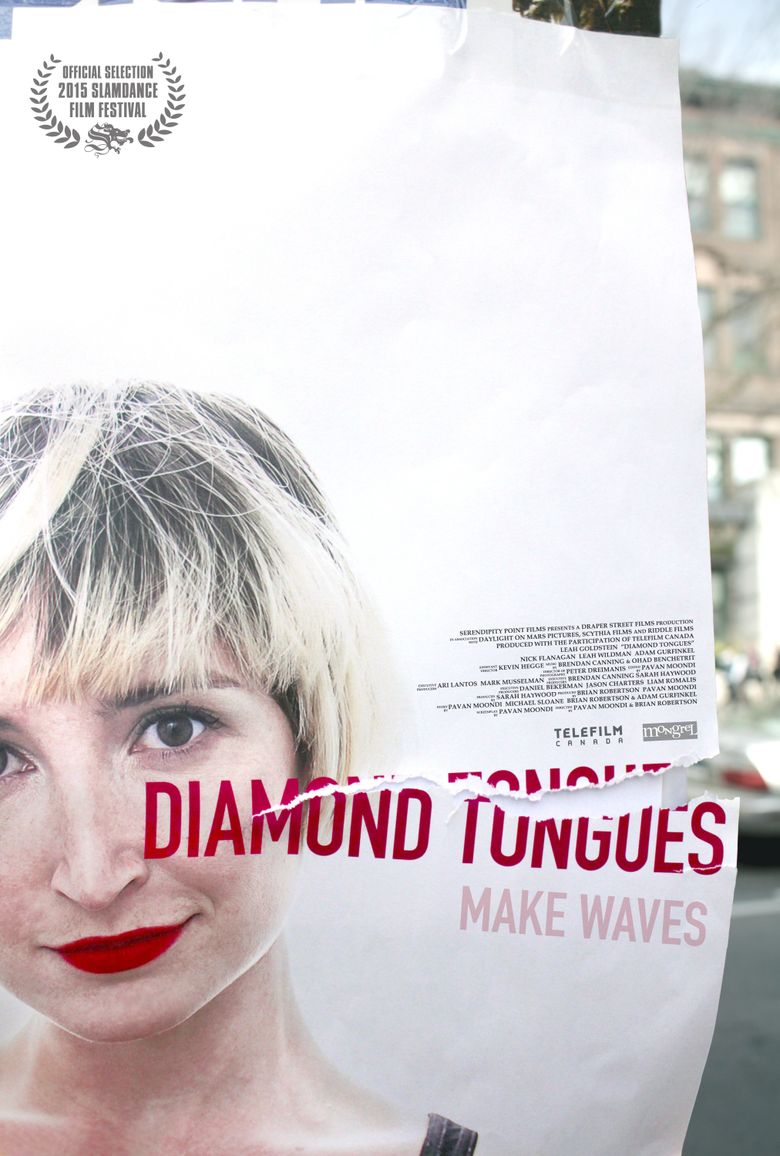 Diamond Tongues Poster