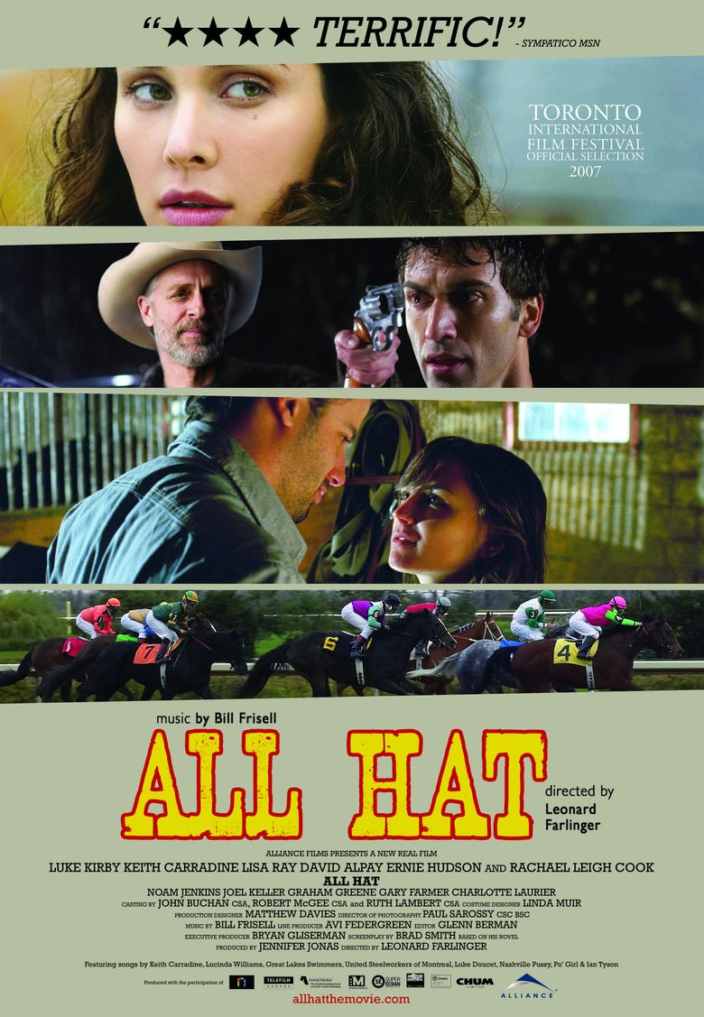 All Hat Poster