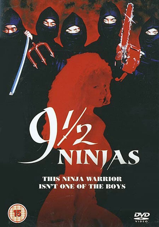 9 1/2 Ninjas! Poster