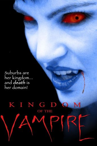 Kingdom of the Vampire Poster