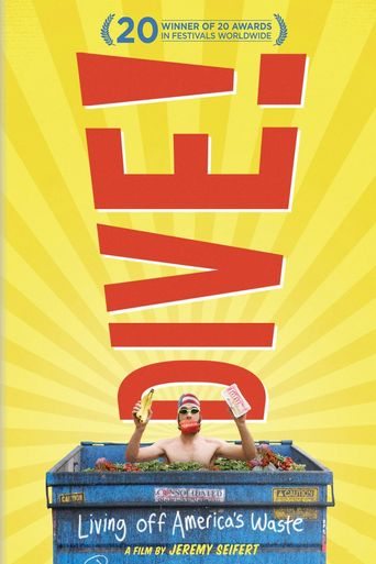 Dive! Poster