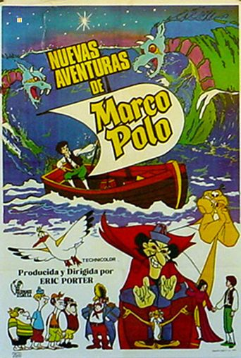 Marco Polo Junior Versus the Red Dragon Poster