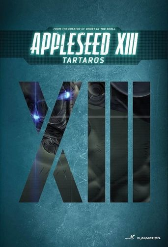 Appleseed XIII: Tartaros Poster